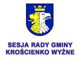XXXVIII Sesja Rady Gminy Krościenko Wyżne